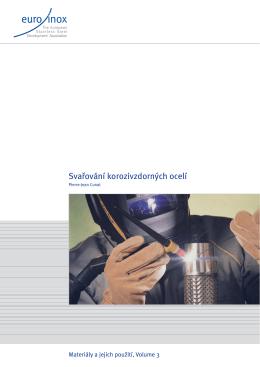 Svařování korozivzdorných ocelí - International Stainless Steel Forum