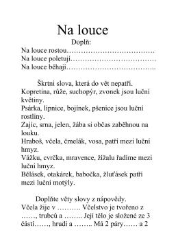 UM28a- pracovní list- zivot na louce.doc