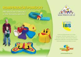 Katalog Kompenzační pomůcky - Maxim-ZDR