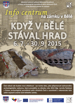 2015_07_03_VÝSTAVA_KDYŽ V BĚLÉ STÁVAL HRAD.indd