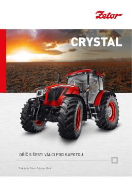 Prospekt Zetor Crystal
