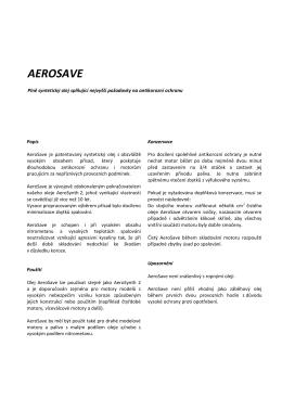 Aerosave..