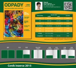 ODPADY - Profi Press
