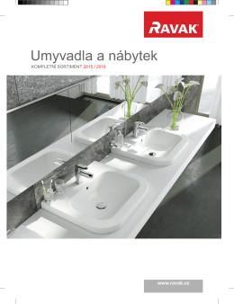 Katalog nabytek a umyvadla 2015 CZ 15052015.indd