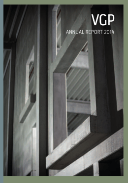 ANNUAL REPORT 2014 - Rodgau