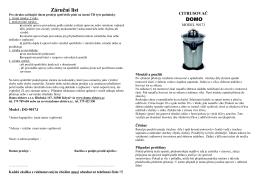návod - ONLINESHOP.cz