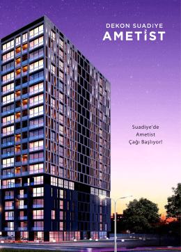 e-katalog - Dekon Suadiye Ametist