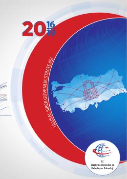 2016-2019 Ulusal Siber Güvenlik Stratejisi