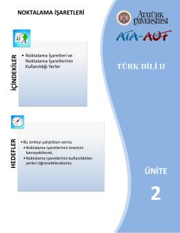 Türk Dili