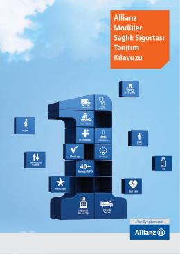 Allianz Modüler Sağlık Sigortası Tanıtım Kılavuzu