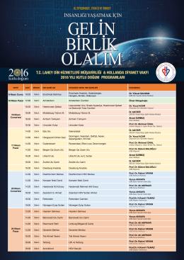 8 Nisan Cuma 18:00 Enschede Selimiye Enschede Anadolu