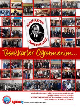 Eğitim Bir Sen. Genel Başkan Yardımcısına gereken cevabı Türkiye
