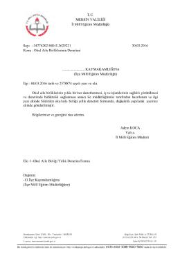 nP^L^N: TC - Mersin İl Milli Eğitim Müdürlüğü