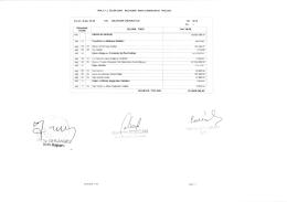 Tablo 1.2 Gelirlerin Ekonomik Sınıfladırılması Tablosu