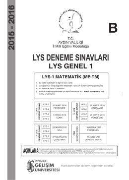 b lys genel 1