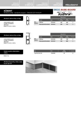 Stáhnout PDF ceník CZK