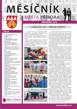 072015 - Město Příbor