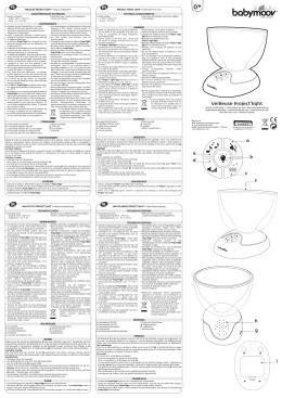 Veilleuse Projecteur-Notice-A3_Notice