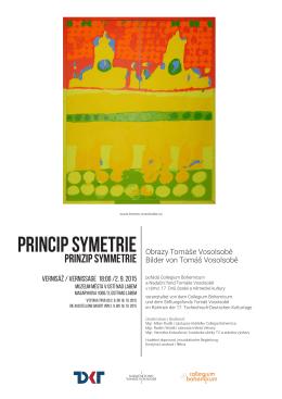 Prinzip Symmetrie - Collegium Bohemicum
