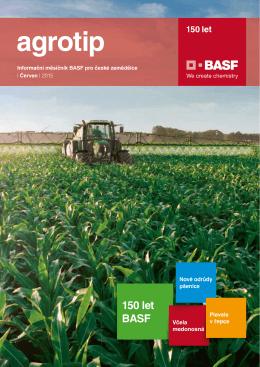 agrotip - BASF Ochrana rastlín