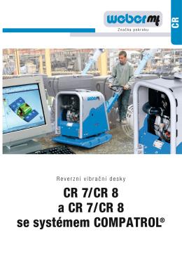 CR 7 , CR 8 - AUSTRO Baumaschinen
