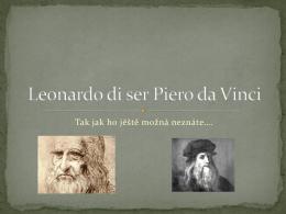 Leonardo di ser Piero da Vinci (597686)