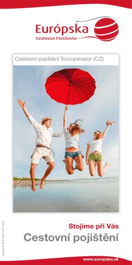 Cestovní pojištění ECP