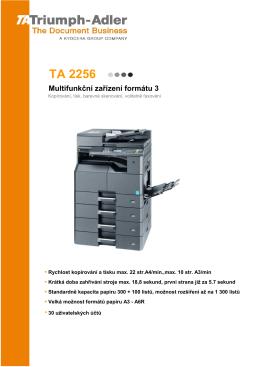 TA 2256 - TA Triumph