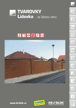 TVAROVKY Lidovka - KB
