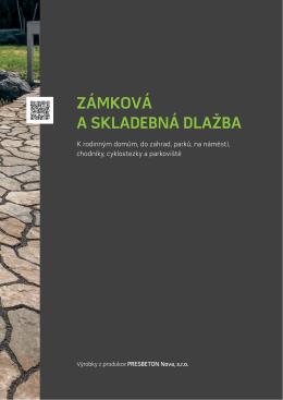 Zámková a skladebná dlažba - CZ