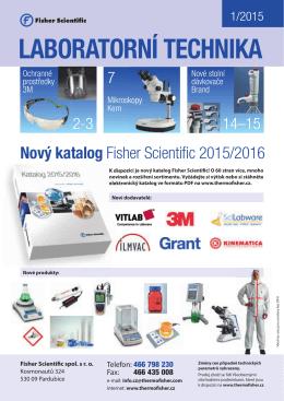Laboratorní noviny 01/2015