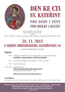 Zuberová - sv. Kateřina