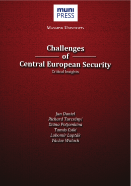 Challenges of central european security