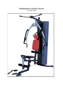 Multifunkční cvičební zařízení