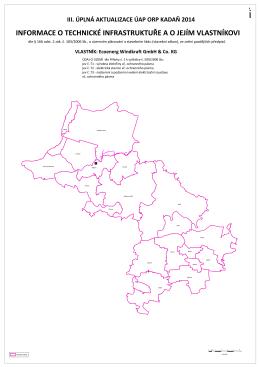 III. ÚPLNÁ AKTUALIZACE ÚAP ORP KADAŇ 2014