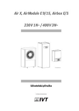 IVT AIR X - Energotherm Praha sro