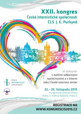 XXII. kongres České internistické společnosti ČLS JEP