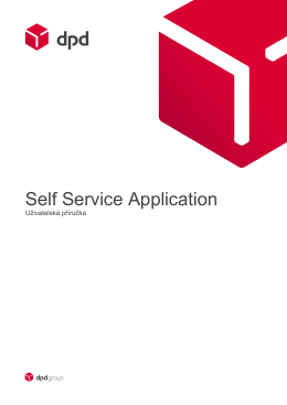 Self Service Application
