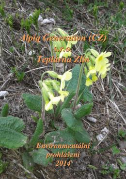 Alpiq Generation (CZ) s.r.o. Teplárna Zlín