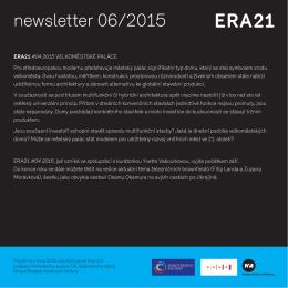 newsletter 06/2015