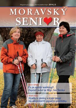 listopad 2014 - Moravský senior