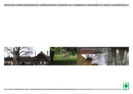 studie rekonstrukce veřejných ploch a obnovy zeleně v obci dobříkov