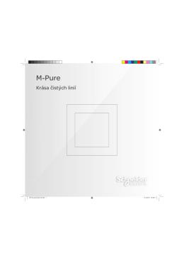Novinka 2015 M-Pure