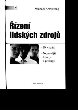 Rízení lidských zdroju - Slovenská technická univerzita v Bratislave