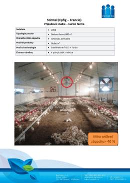 Kuřecí farma