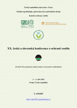 Informace o konferenci 2006 pro účastníky