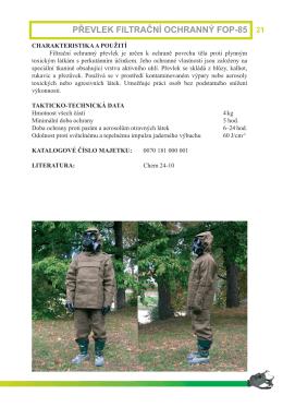 Katalog CHT Z 105 05