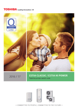 Katalog ESTIA 4 / HI POWER