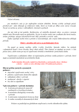 Štátna ochrana prírody SR