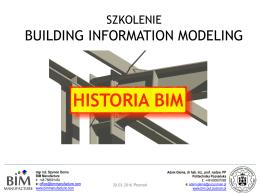historia bim - buildingsmart.pl